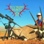killian with oryx shot in new mexico with tg's trophy hunts