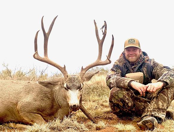 New Mexico Trophy Mule Deer Hunts