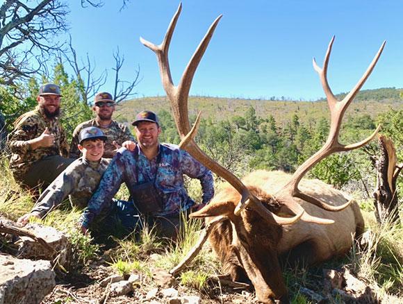 New Mexico Elk Hunts